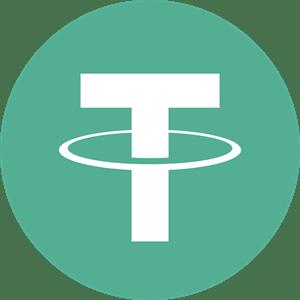 tether usd logo